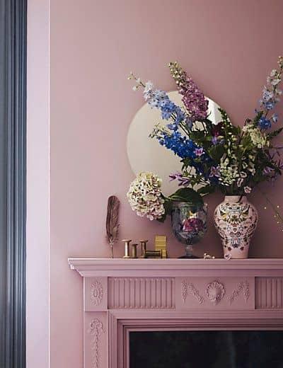 палитра Pantone Cherish, Цвета 2019 года,  фото