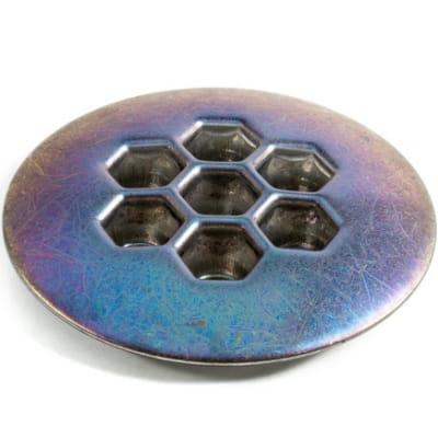 ваза с голографическим покрытием