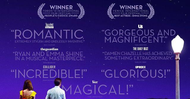 """Poster for """"La La Land"""""""