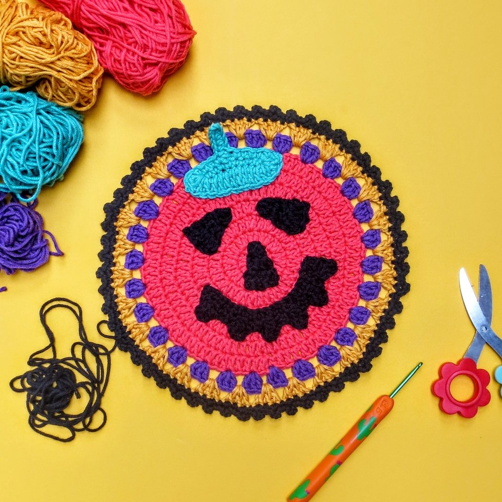 PUMPKIN PATCH - GIVE YOUR PATCH THE HALLOWEEN TWIST