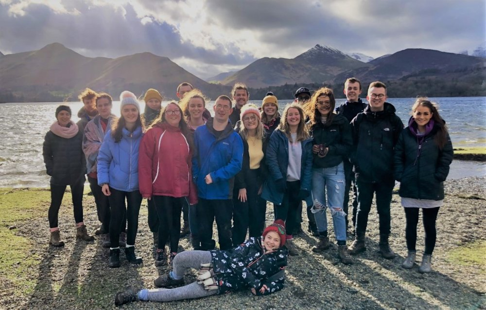 We all really enjoyed the recent Young Adults' Retreat