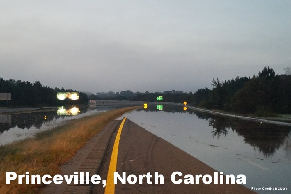 Princeville, North Carolina, considered to be the oldest U.S. city officially chartered by African-Americans, has both lots of history and lots of problems. Nearly destroyed by Hurricane Floyd in 1999, town pride in Princeville makes the concept of relocation hard to bear.