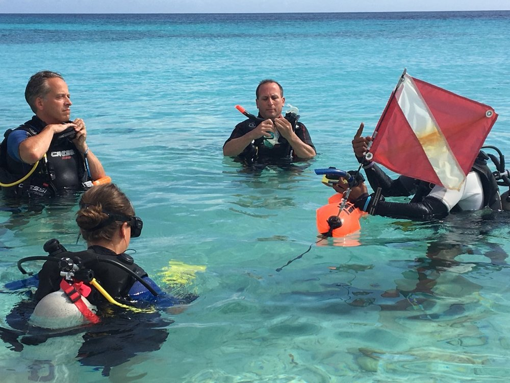 Email  Daniel  for any scuba diving location suggestions!
