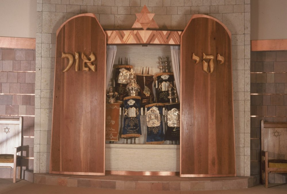 Cherry Torah Ark