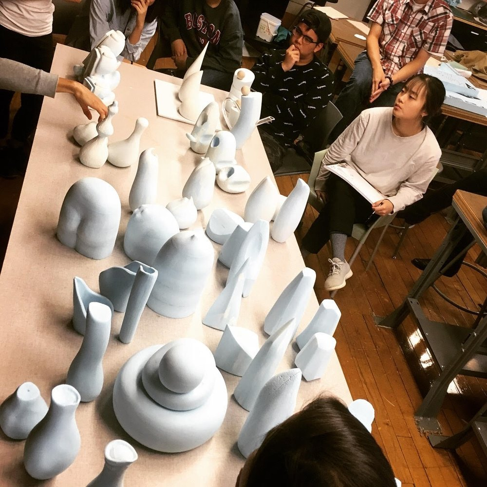 Impression Vessels Project (2017)