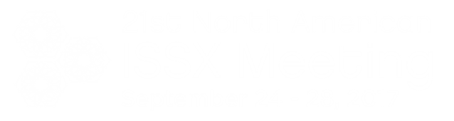 21st North American ISSX Meeting - Providence, RI, USA