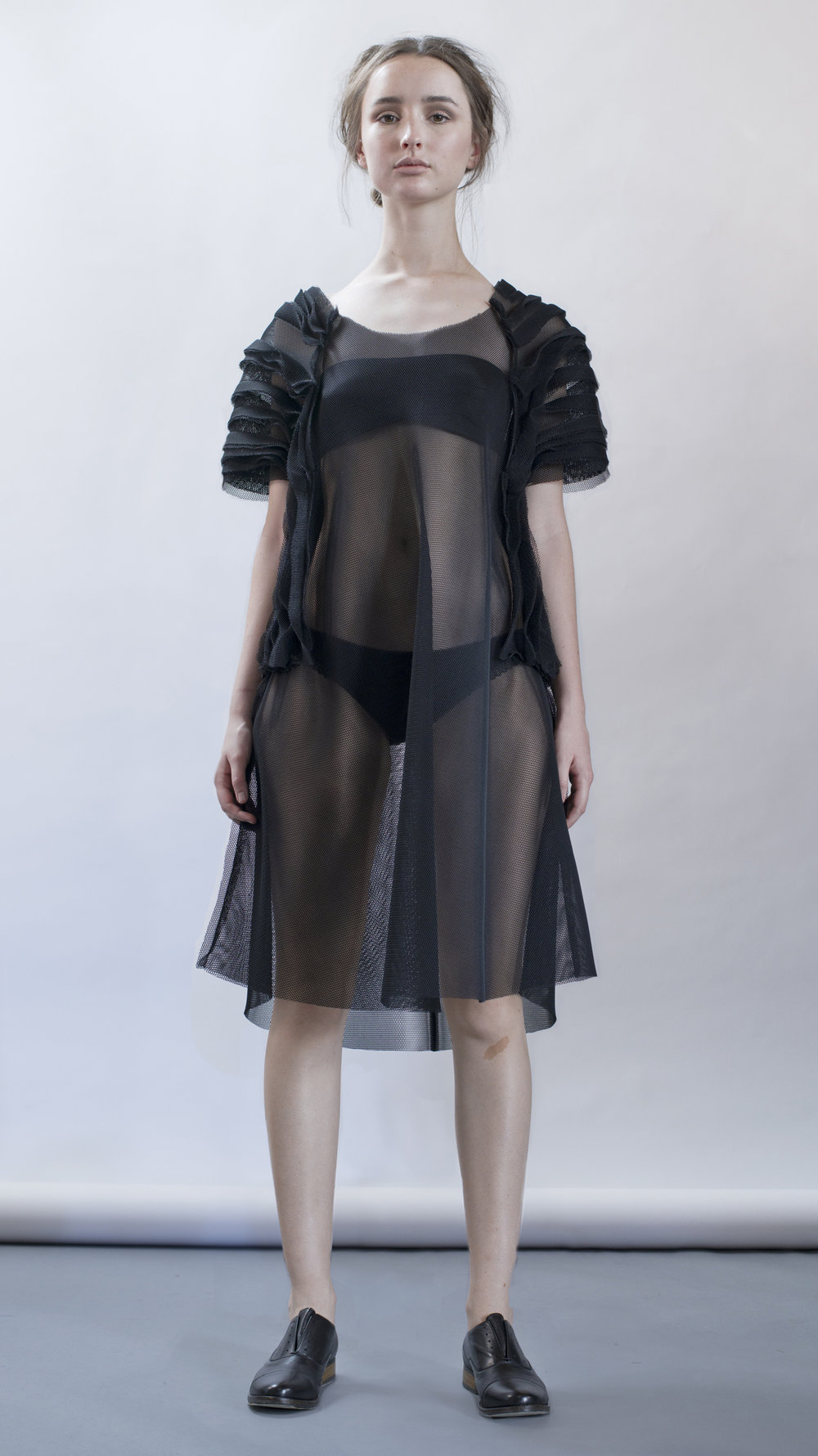distortion collection  capture dress