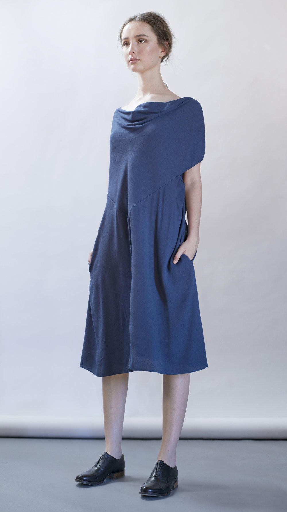 distortion collection  dove dress