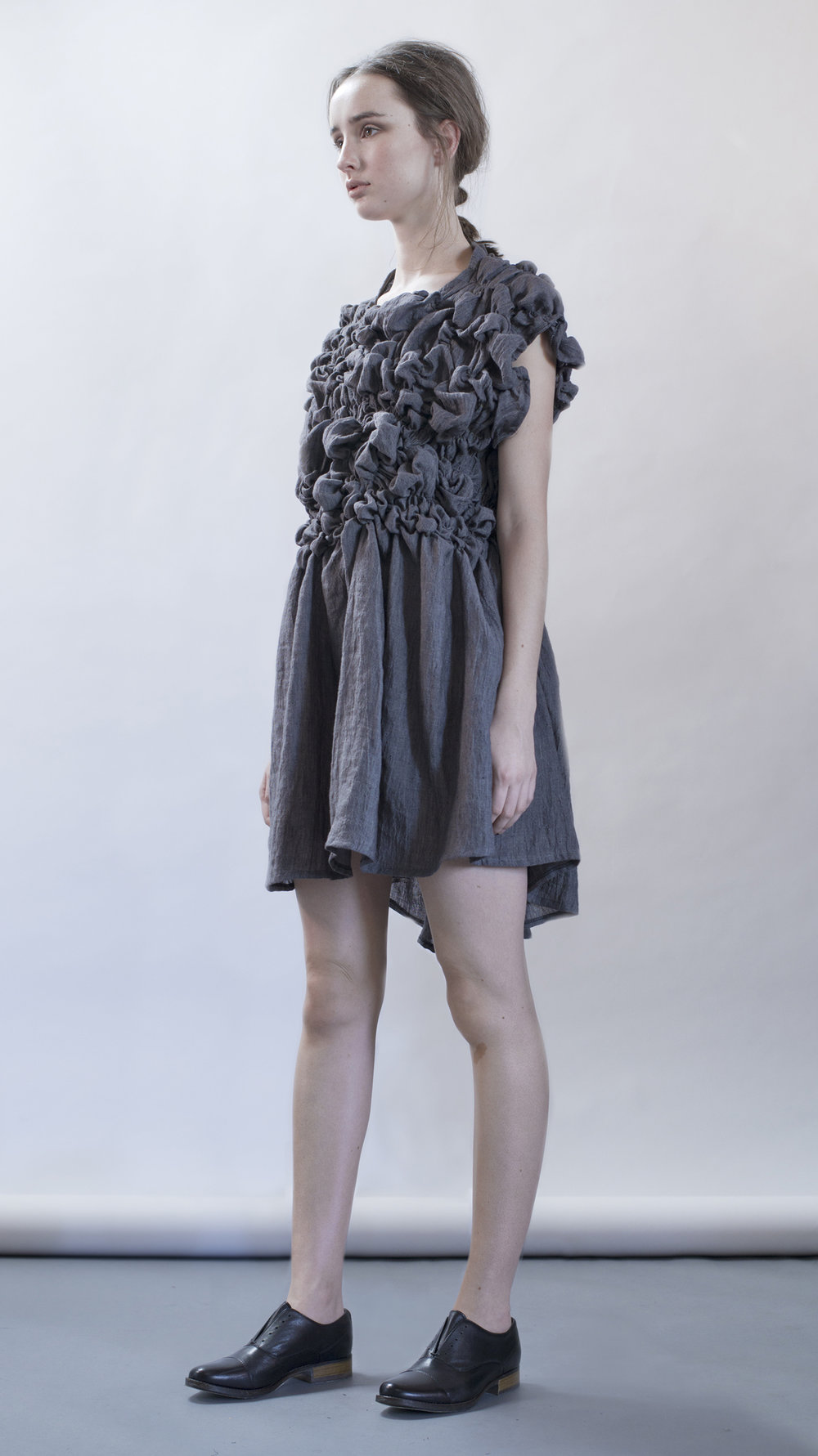 distortion collection  trinity dress