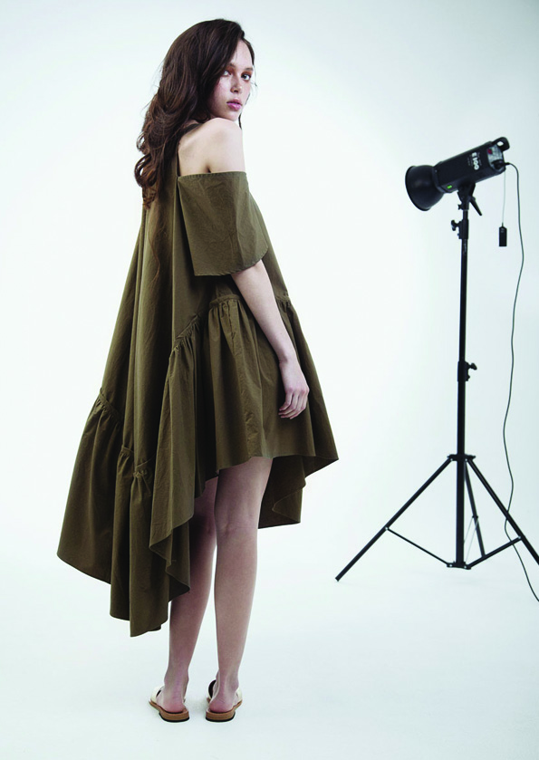 Infinity Dress Khaki side .jpg