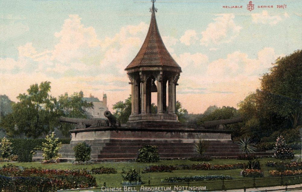 Image courtesy of Nottingham Hidden History