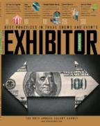 07.16   -   best in-line exhibit won in Exhibitor Magazine's 3rd Annual Portable/Modular Awards