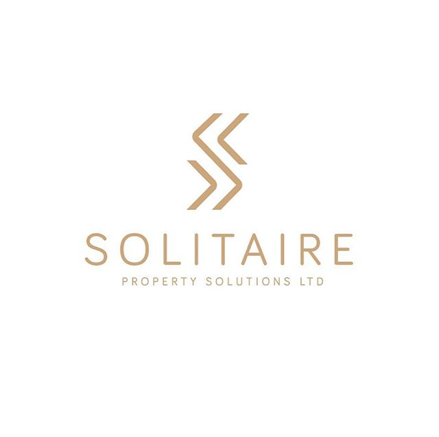 Branding for Solitaire Property Consultants.  #design  #brand  #logo  #vector  #graphicdesign  #s  #creative