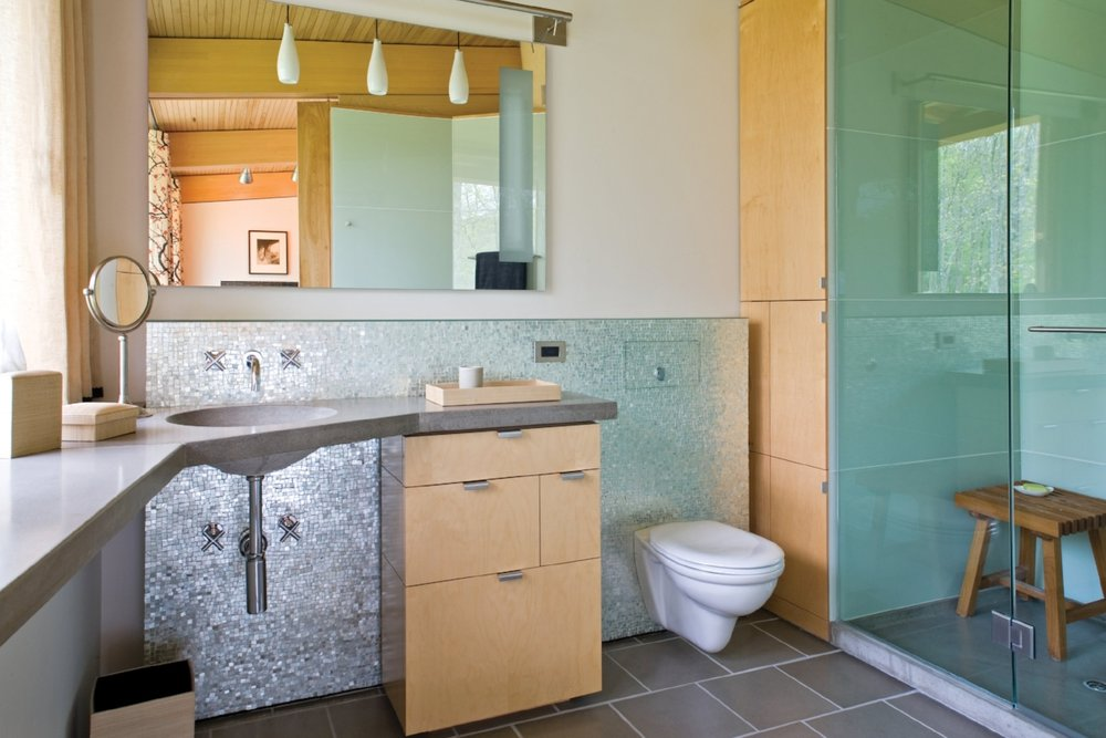 Get Real Surfaces concrete countertop