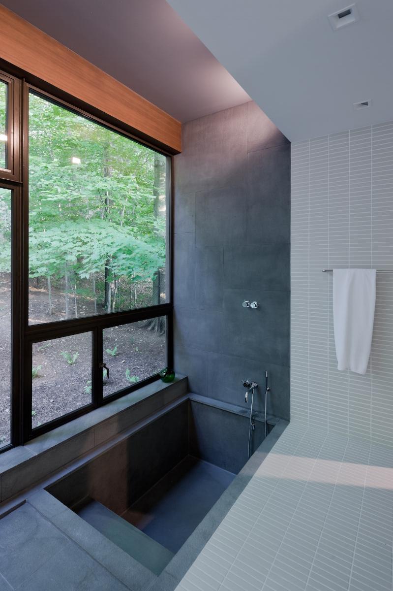 Get Real Surfaces concrete bathtub