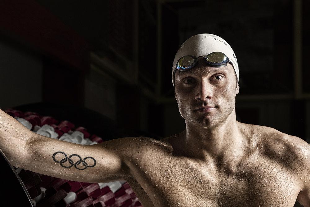 Olympian    Cody miller    Meet cody