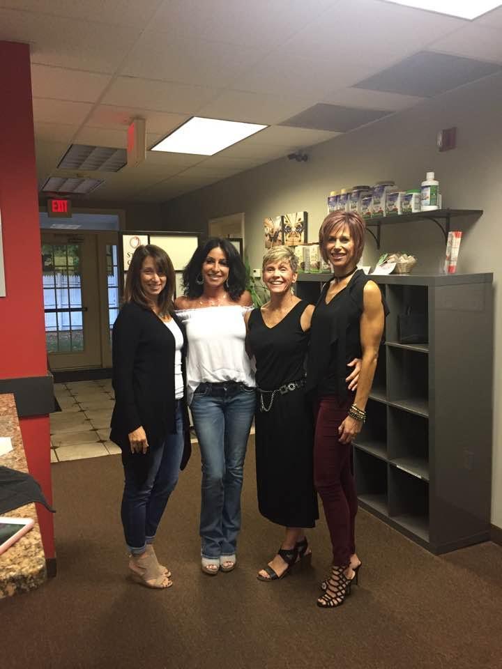 Elena, Susie, LeAnna and Gail