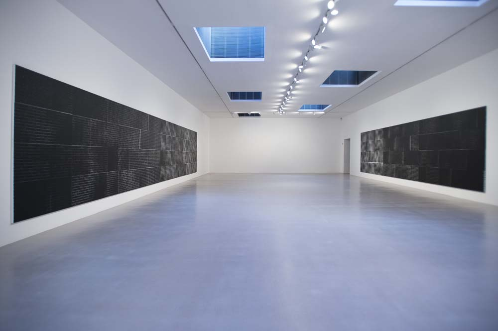 Glenn Ligon: Call and Response, Camden Arts Centre, London