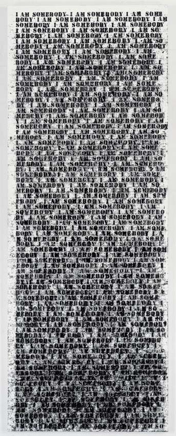 Untitled (I Am Somebody), 1991