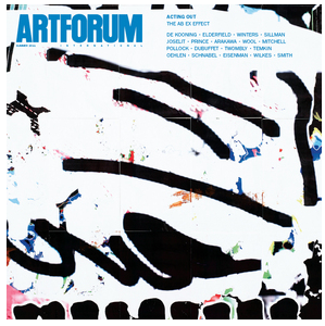 "Meyer, James. ""Glenn Ligon: Whitney Museum of Art, New York.""  Artforum  49, no. 10 (Summer 2011): 392-393."
