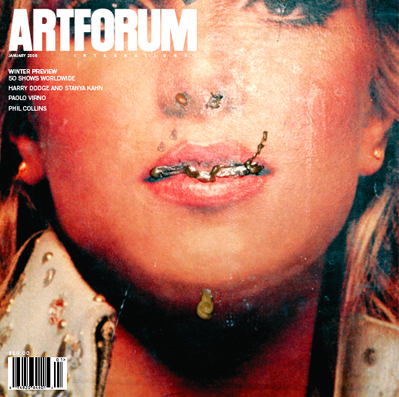 "Bedford, Christopher. ""Glenn Ligon: Regen Projects II.""  Artforum  46, no. 5 (January 2008): 288–89."
