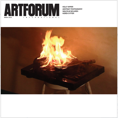 "Lehrer-Graiwer, Sarah. ""Glenn Ligon: Regen Projects.""  Artforum  48, no. 7 (March 2010): 255–56."