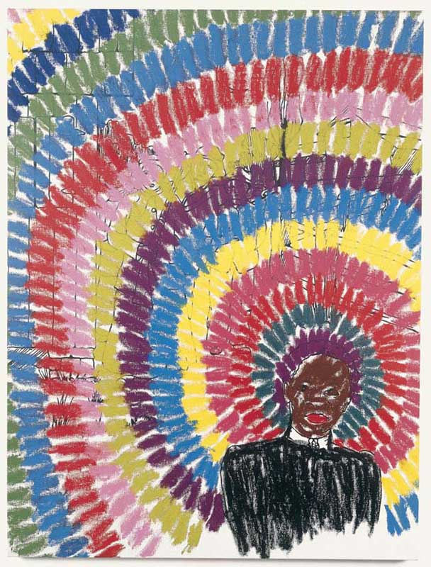 Harriet Tubman (Version 2 ) #1, 2001