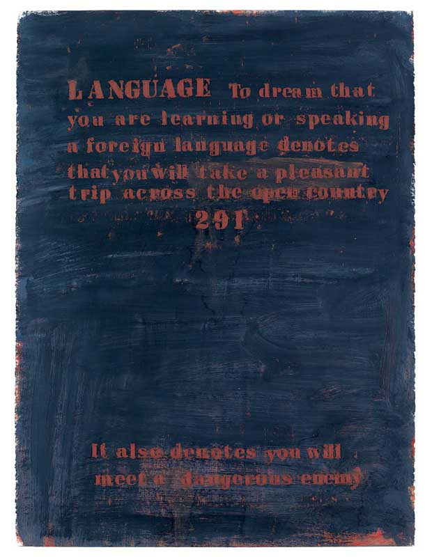 No. 291 (Language), 1988