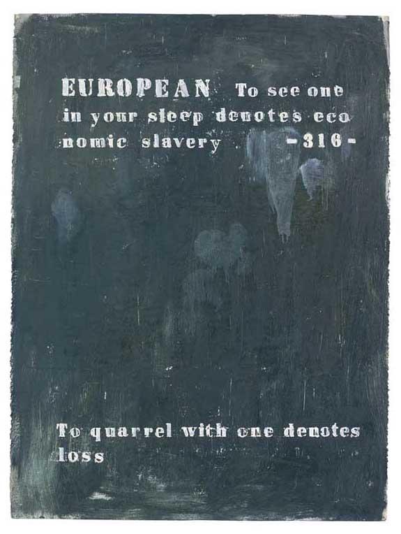 No. 316 (European), 1988