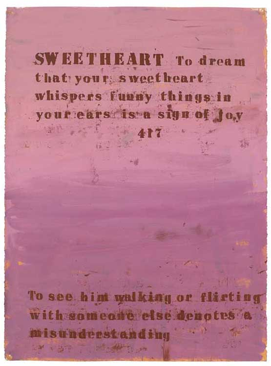 No. 417 (Sweetheart), 1988