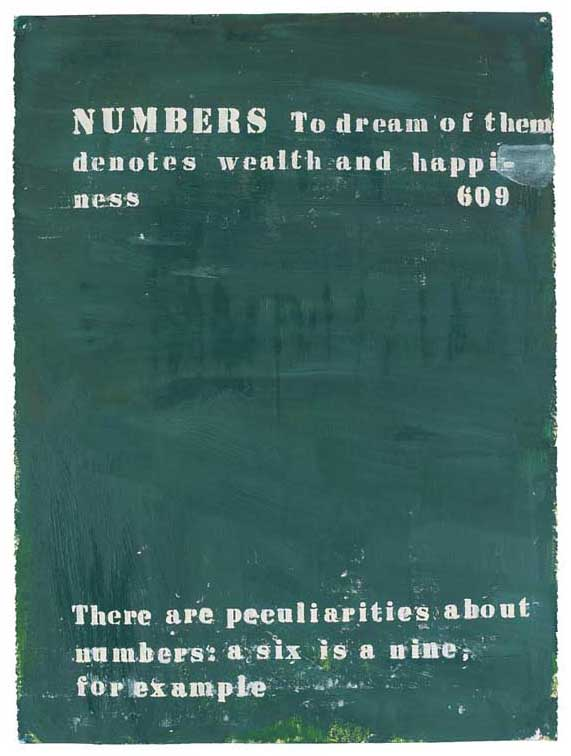 No. 609 (Numbers), 1990
