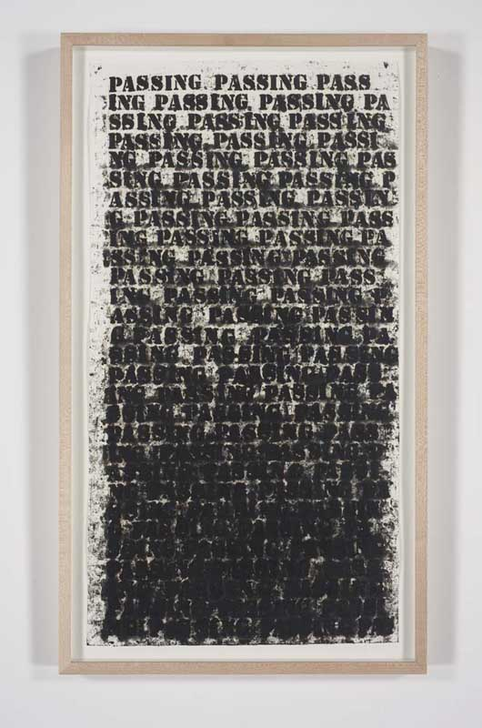 Study for Passing, 1991