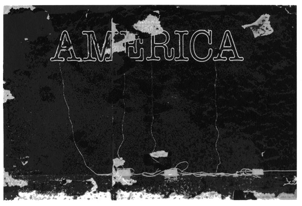 Untitled (America), 2015