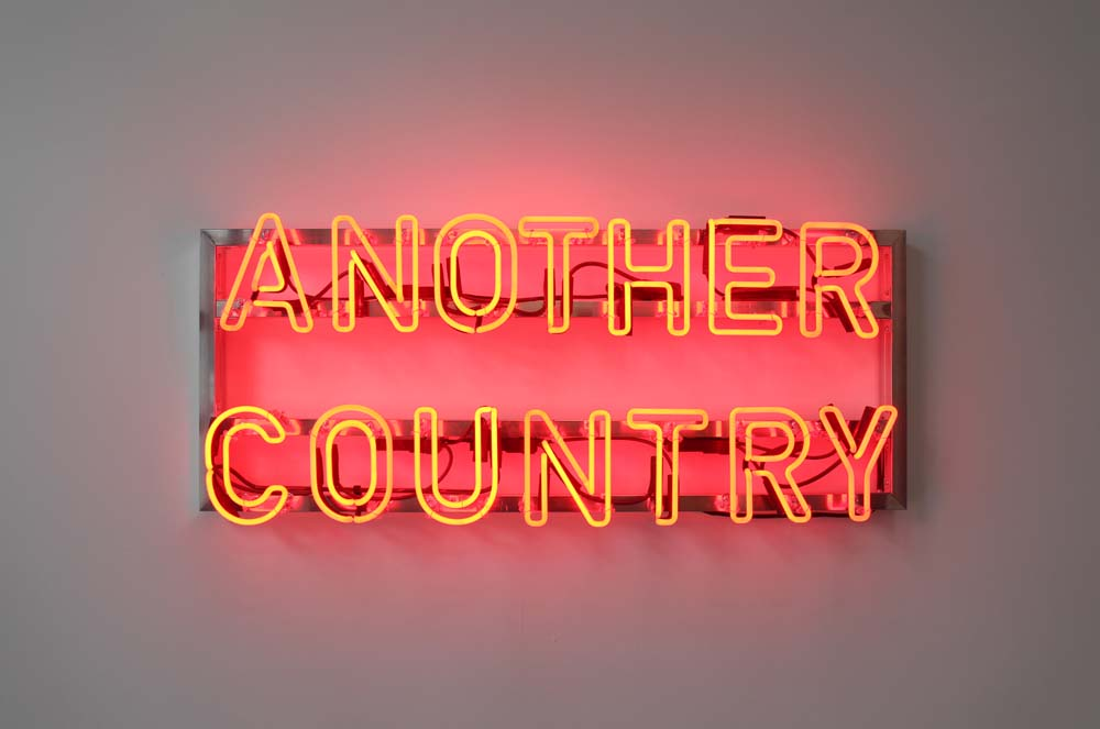 Another Country (After James Baldwin), 2016