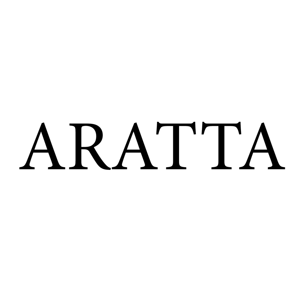 ARATTA Launched in 2014, ARATTA is designed by Susanna Karapetyan. Aratta clothing is known for out of the ordinary vintage-like clothing with a little bit of edge. Every piece is flawless!