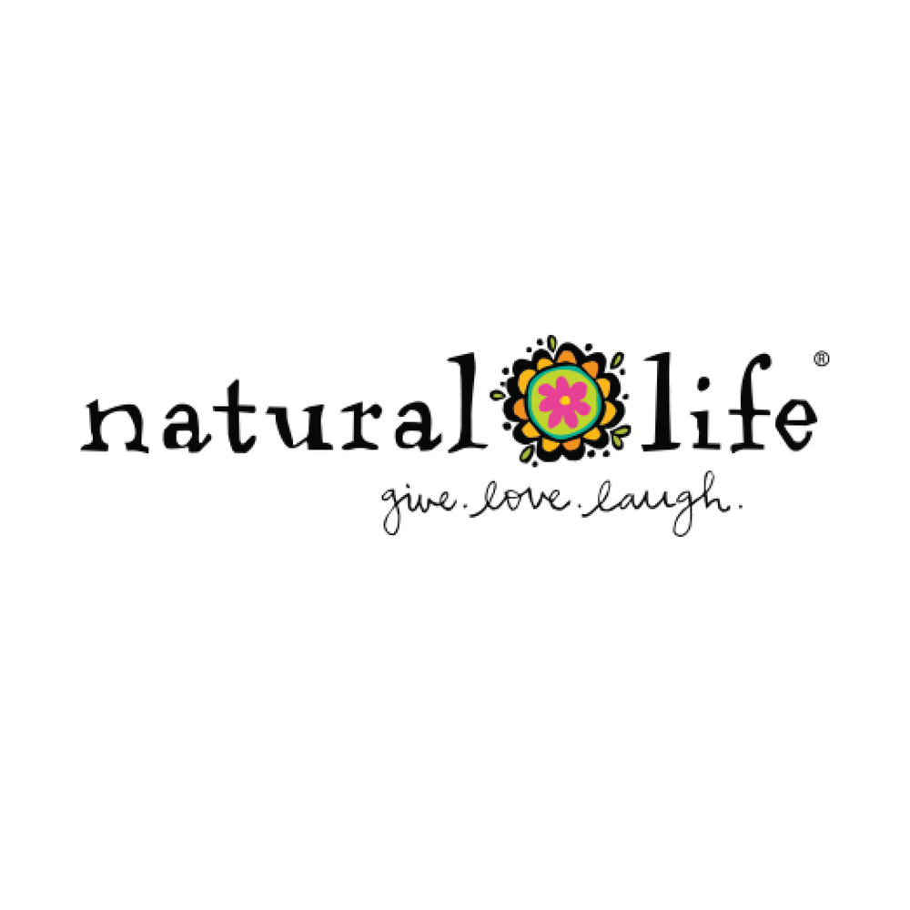 NATURAL LIFE Natural Life makes irresistible treasures with a free-spirit style and positive vibe… we love to inspire people to Give and Live Happy! We believe that it's the little things that mean the most, that kindness really does matter, that you should always be yourself, do what you love, and try to make the world a better place!