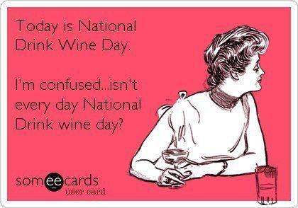 gorilla national drink wine day