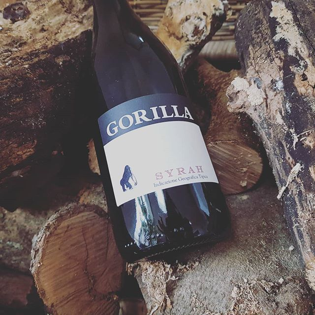 We are planning a cosy evening in by the fire with a bottle of Gorilla Syrah... What are your #winewednesday plans? 🍷🦍