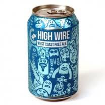 MAGIC ROCK BREWING HIGH WIRE