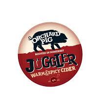ORCHARD PIG JUGGLER CIDER 4.0%