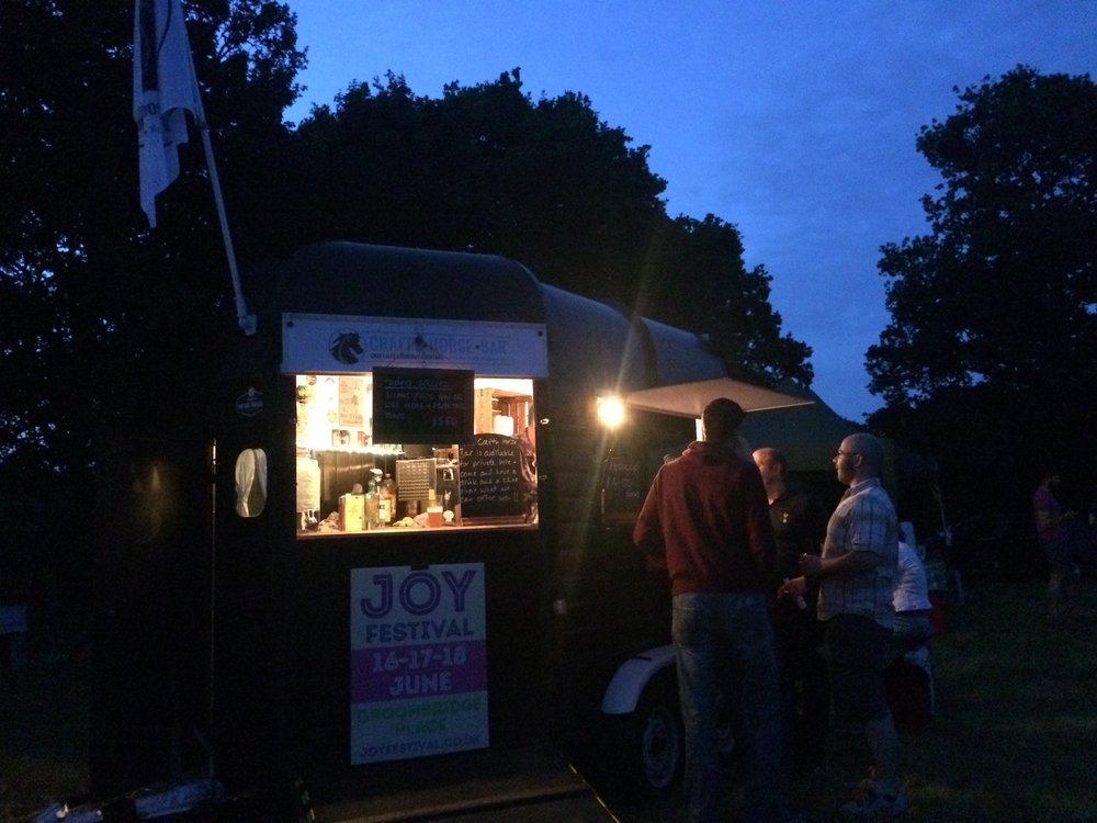 Crafty Horse Mobile Bar