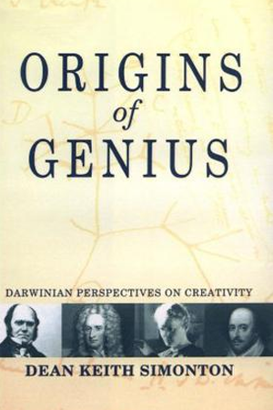 Origins of Genius by Dean Keith Simonton