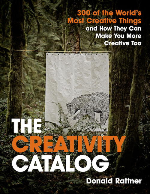 The Creativity Catalog by Donald M. Rattner