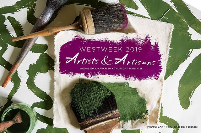 It's that time of year! Join us for WESTWEEK's Annual Student Day on Friday, March 22nd at Pacific Design Center! - ✨Make sure to RSVP via the link in BIO by March 15th, Friday!✨ - This year, WESTWEEK's Spring Market theme celebrates Artists & Artisans by highlighting the talents of inspired masters past and present; technique of craft; and merging tradition with innovation. Join Los Angeles design students and industry professionals for events including: a meet and greet at @mimilondoninc, docent led tours throughout the @pacificdesigncenter, lunch at @thomaslavinshowroom, and coffee at @kneedlerfauchere. Students will also be presenting their take on the Artists & Artisans theme as observed during the recent Paris Deco Off design week. - ▪️Arrival time between 9:30-10am ▪️Parking discounted to $6