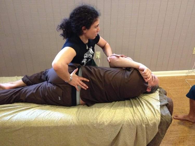 Phase 6: Thai Massage on the Table at FSM — Bodhi Sangha