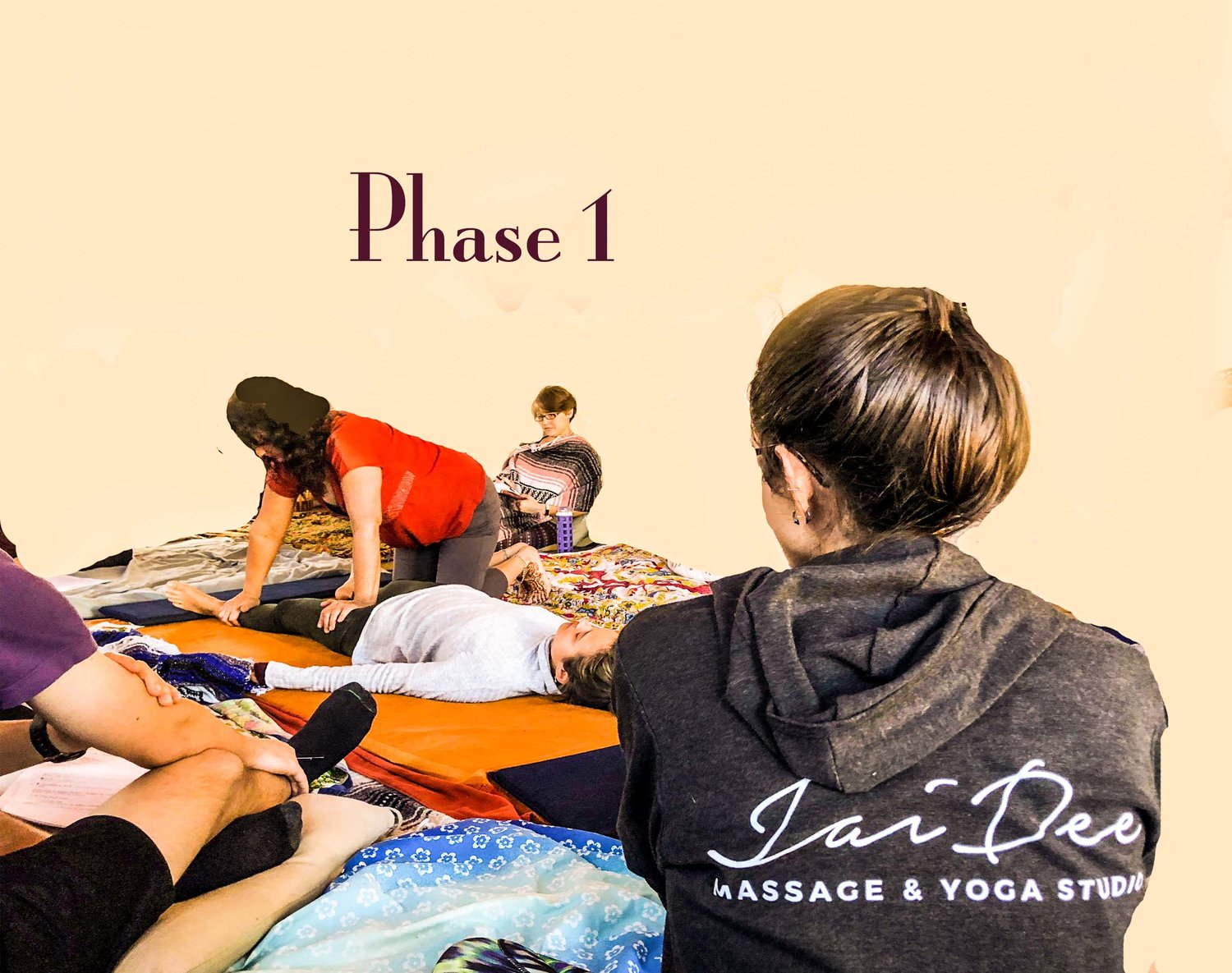 Introduction To Thai Massage At Jai Dee Tampa Bodhi Sangha
