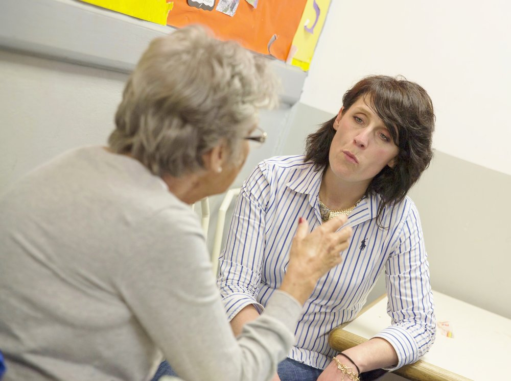 We provide mental and physical support to people with addictions