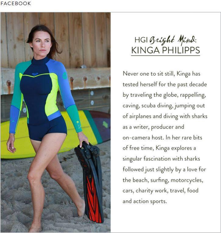 kinga philipps hot pics