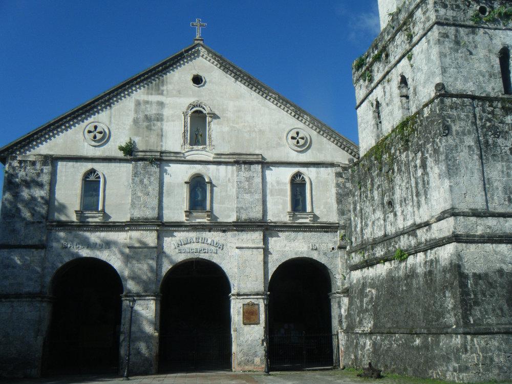 Baclayon Cathedral.jpg