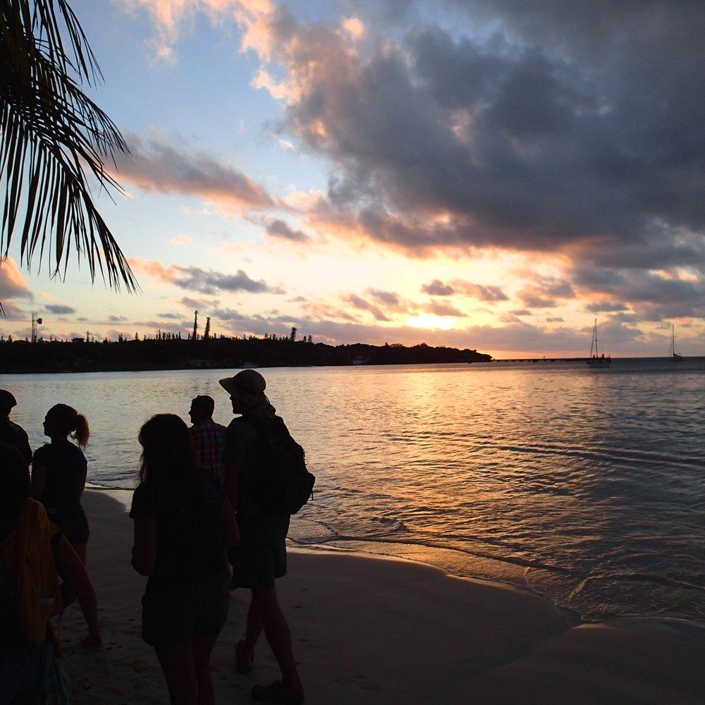 Kuto Bay sunset 2.jpg